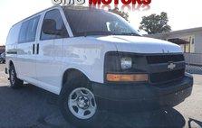 2007 Chevrolet Express Cargo Van 1500
