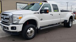 2014 Ford Super Duty F-450 4WD Crew Cab 172