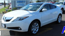2011 Acura ZDX SH-AWD w/Advance