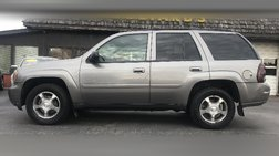 2008 Chevrolet TrailBlazer 4dr 4WD LS