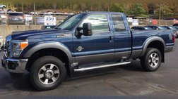 2013 Ford F-350 Lariat Super Duty