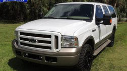 2005 Ford Excursion Eddie Bauer