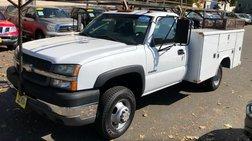 2004 Chevrolet Silverado 3500 Regular Cab 2WD