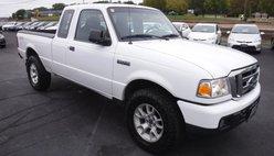 2007 Ford Ranger Super Cab 4-Door 4WD