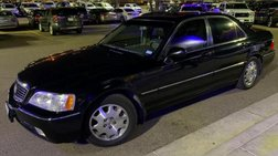 2004 Acura RL 3.5 w/Navi