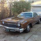 1974 Chevrolet Monte Carlo Limited edition full vinyl top