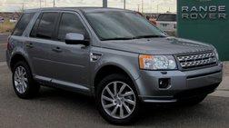 2012 Land Rover LR2 HSE LUX