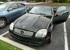 2001 Mercedes-Benz SLK-Class SLK 320