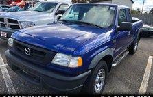 2006 Mazda Truck B4000 Cab Plus 4 4WD