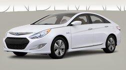 2013 Hyundai Sonata Hybrid Hybrid Sedan 4D