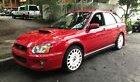 2004 Subaru Impreza WRX WRX