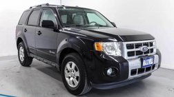2012 Ford Escape Hybrid Limited