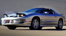 2002 Pontiac Firebird Formula