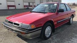 1985 Honda Prelude Base