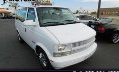 1999 Chevrolet Astro Ext 111