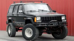 1991 Jeep Cherokee Limited