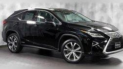 2016 Lexus RX 450h Base