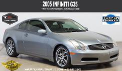 2005 Infiniti G35 Base