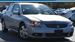 2012 Mitsubishi Galant ES