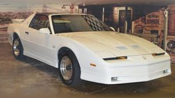 1989 Pontiac Firebird GTA coupe