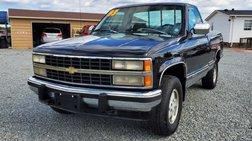 1993 Chevrolet C/K 1500 Reg. Cab 6.5-ft. Bed 4WD