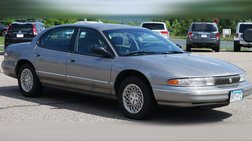 1997 Chrysler LHS Base
