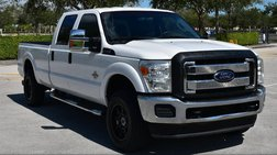 2015 Ford F-250 XL Crew Cab Long Bed 4WD
