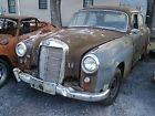 1958 Mercedes-Benz  Gray 4 door
