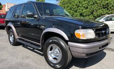 1997 Ford Explorer Limited 4.0L 4WD