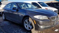 2013 BMW 5 Series 528i xDrive