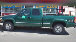2000 Chevrolet Silverado 2500 Ext. Cab 3-Door Short Bed 4WD