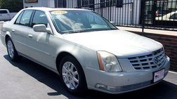 2010 Cadillac DTS Premium Collection