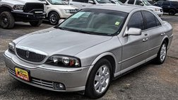 2005 Lincoln LS Luxury